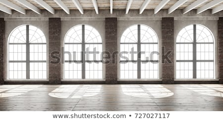 壁 ウィンドウ 場所 風化した 木製 ストックフォト © Taigi