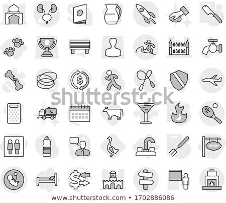 cartaz · rim · dia · ilustração · mundo · bandeira - foto stock © olena