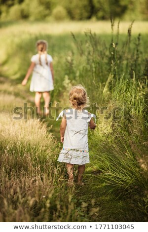Stock photo: Summer freedom