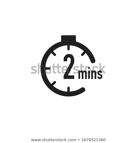 Clock two Stock photo © Artlover