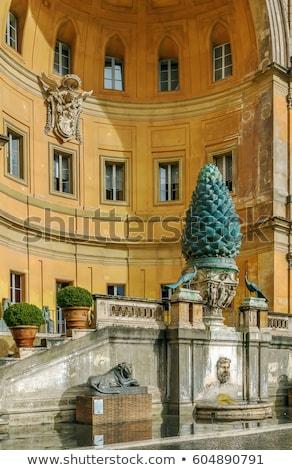 Nis vaticaan kunst reizen geschiedenis antieke Stockfoto © borisb17