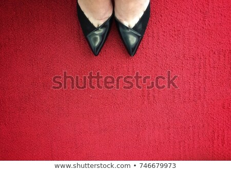 Executive with red carpet Stock photo © photography33