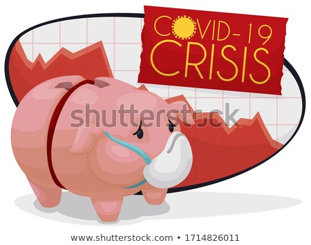 Financial Squeeze Stock photo © Lightsource