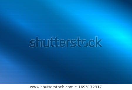 Blue Brushed Aluminum Stock photo © ArenaCreative