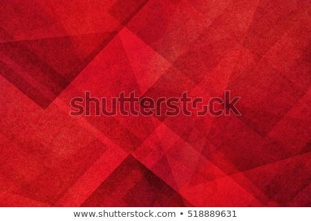 piros · absztrakt · elrendezés · modern · vonalak · textúra - stock fotó © arenacreative