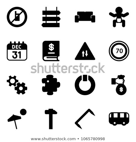 Stock photo: Web Traffic Concept on Red Puzzle.