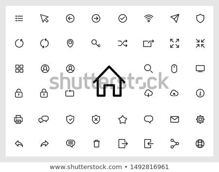 auto · dashboard · iconen · teken · knop · nood - stockfoto © smoki