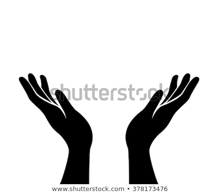 Hands cupped Stock photo © stokkete