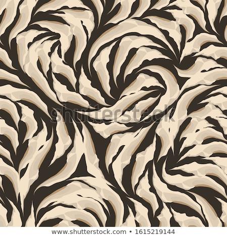 tricolor smooth elegant cloth texture stock photo © alexmillos