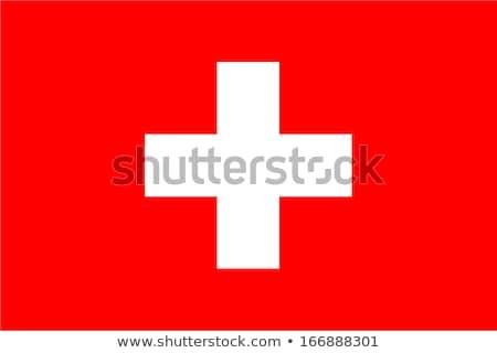 Swiss Flag stock photo © reemow