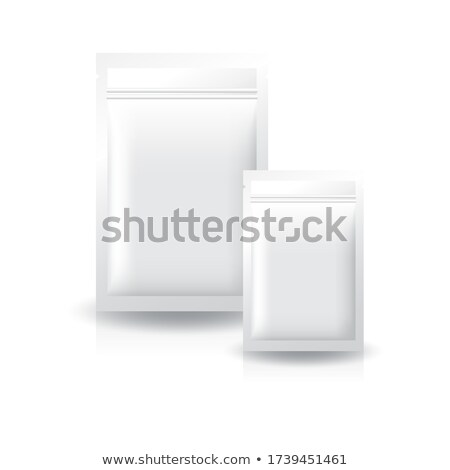 two aluminum bags Stock photo © ozaiachin
