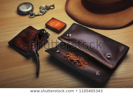 табак трубы изолированный белый здоровья Сток-фото © PetrMalyshev
