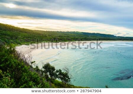 Broken Head Beach Stock photo © silkenphotography