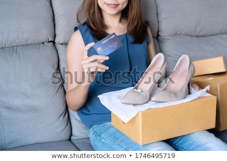New Content. E-commerce Concept. Stock photo © tashatuvango