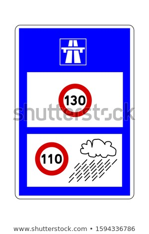 French motorway Stock photo © ldambies