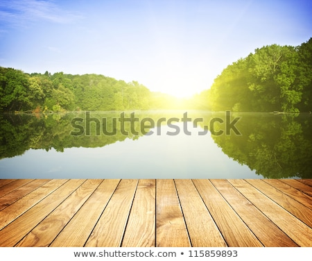 sailing, summer background Stock photo © attilafazekas