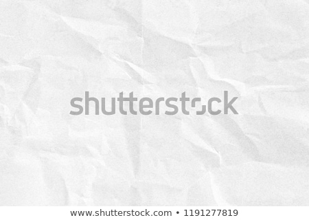 Wrinkled Paper Background Stock photo © derocz