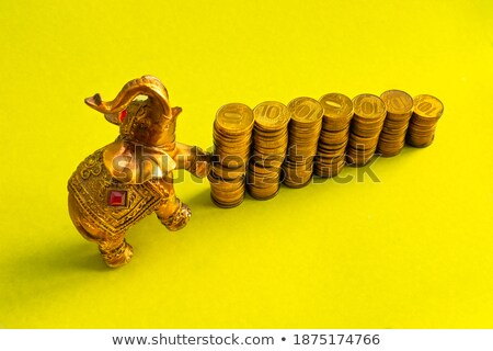 Money, bright financial saturated concept Stock photo © JanPietruszka