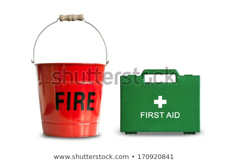 First aid and medical necessities Stock photo © IS2