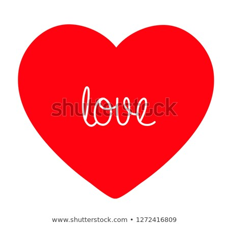 valentines day harts stock photo © fisher