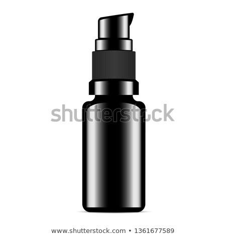 Skin Foundation in Glossy Bottle with Dispenser Stock photo © robuart