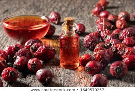 bouteille · semences · pétrolières · séché · baies · alimentaire - photo stock © madeleine_steinbach