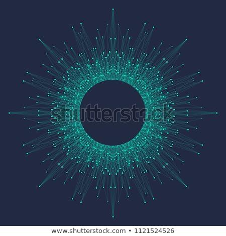 人工知能 マシン 学習 技術 顔 インターネット ストックフォト © SArts