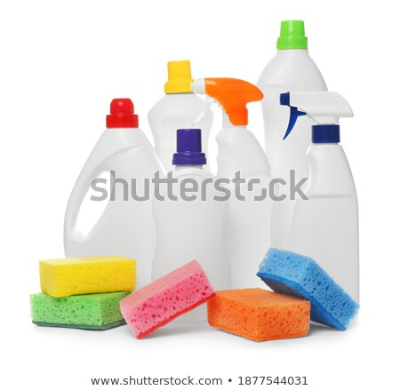 Assorted office and household equipment isolated Stock photo © bluering