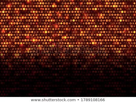Confetti neon stile Foto d'archivio © SArts