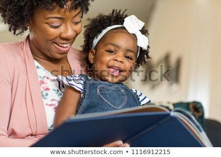 Vue mère cute enfants Photo stock © wavebreak_media
