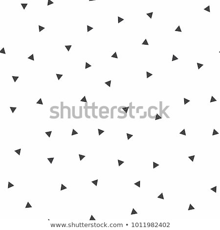Abstrato colorido pequeno triângulo padrão bandeira Foto stock © SArts