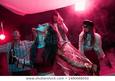 Rave Girl Stock photo © piedmontphoto