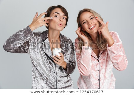 Two lotions Stock photo © zzve
