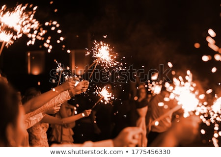 success sparkler Stock photo © Paha_L
