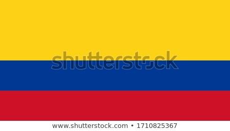 Колумбия · вектора · набор · подробный · стране · форма - Сток-фото © perysty