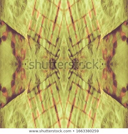 oranje · spiraal · licht · abstract · zwarte · ontwerp - stockfoto © marinini