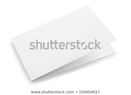Пасху подарок изолированный белый торговых Сток-фото © natika
