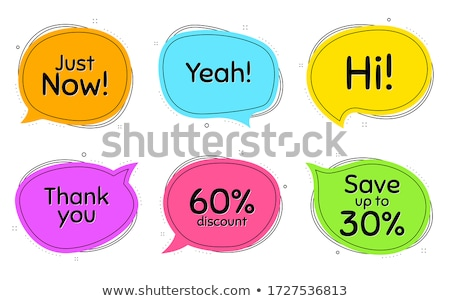 A message just for you Stock photo © elvinstar