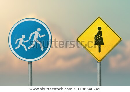 frustração · aviso · ilustração · vermelho · branco - foto stock © tashatuvango
