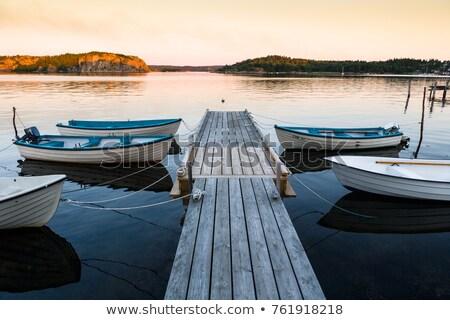 着陸 · ステージ · 日没 · ラ · コスタリカ - ストックフォト © w20er