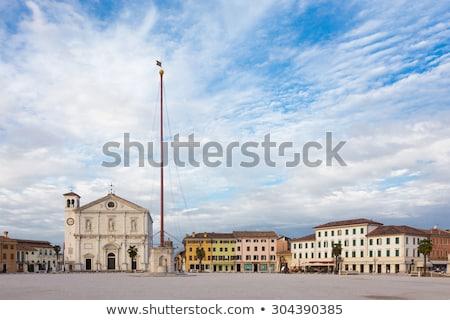 Principale carré Italie cathédrale ville excellente Photo stock © kasto