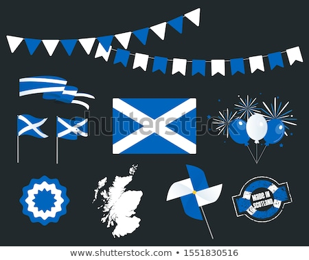 june  Independence Day of Scotland Stock photo © Olena