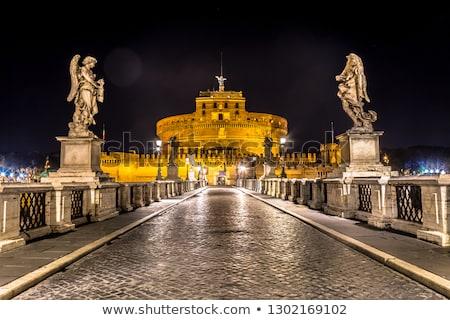 río · escultura · vaticano · museo · Roma · Italia - foto stock © hsfelix