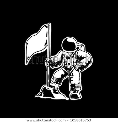 漫画 · 地球 · フラグ · 実例 · アイルランド - ストックフォト © bennerdesign