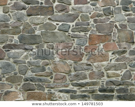 Medieval stone wall Stock photo © grafvision