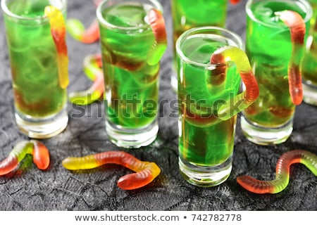 Halloweens spooky drink  Stock photo © grafvision