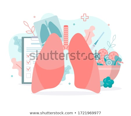 Health Food for Asthma  Stock photo © marilyna