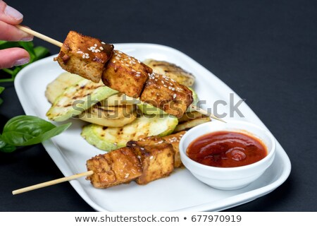grilled soy Stock photo © FOKA