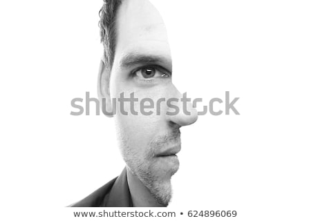 Two Faced Stock photo © Lightsource