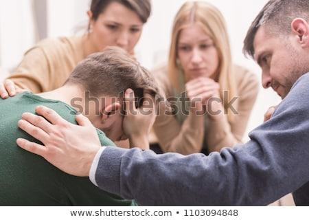 spuit · lepel · heroïne · verslaving · geneeskunde · gevaar - stockfoto © devon